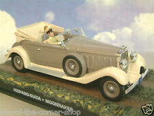 EXCELLENT DIECAST 1/43 JAMES BOND 007 HISPANO-SUIZA J12 FROM MOONRAKER