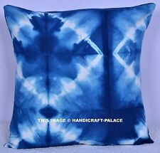 HAND DYED Unique Tie Dye Hippy Hippie Pillow Case Cushion Cover COLOURFAST Throw