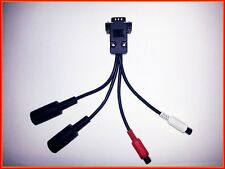 Breakout Cable replacement for Presonus Firebox adapter interface MIDI SPDIF