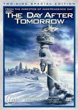 THE DAY AFTER TOMORROW - VERY SPECIAL EDITION (2 DVD SET) BRAND NEW!!! SEALED!!!