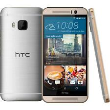 HTC One M9 Premium Silver, Smartphone, Android, 16 GB, 5 Zoll