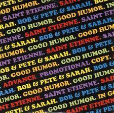 SAINT ETIENNE Good Humor PROMO CD UK 1998 CREATION RECORDS NEU
