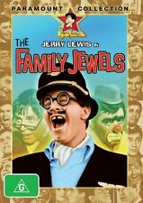 The Family Jewels (DVD) - Jerry Lewis - Region 4 - Very Good Condition