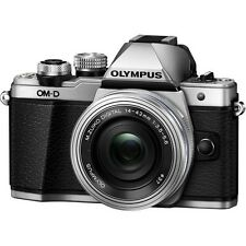 New Olympus OM-D E-M10 Mark II + 14-42mm PZ - Silver