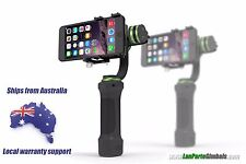 LanParte HHG-01 Handheld Gimbal for iPhone, smartphones, GoPro - w/ GoPro clamp
