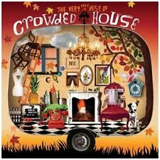 CROWDED HOUSE - THE VERY BEST OF: CD ALBUM (2010)
