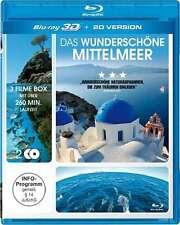 Das wunderschöne Mittelmeer Blu Ray 3D + 2D Version 266 Min. *Neu OVP*