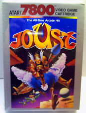 Joust, Atari 7800 Game. Brand New, Factory Sealed.