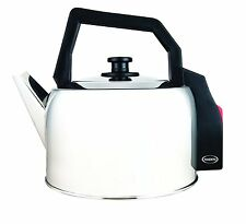 Haden HK1323 Traditional Kettle Corded Stainless Steel 1.8Ltr - 2.2Kw  Brand NEW