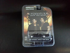 Greenlight supernatural 1967 chevrolet impala  limited edition  1-64 scale