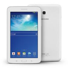 SAMSUNG GALAXY T116 TAB 3 LITE 3G WHITE TABLET PC ANDROID NEUWARE