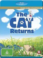 The Cat Returns NEW B Region Blu Ray