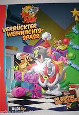 Verrückter Weihnachtsspass Sammelalbum TOM & Jerry Album NEU