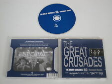 THE GREAT CRUSADES/DAMAGED GOODS(GLITTERHOUSE GRCD 506) CD ALBUM