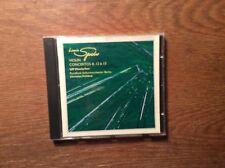 Louis Spihr - Violinkonzerte Nr. 8,12  13 [CD Album] CPO Hoelscher Fröhlich