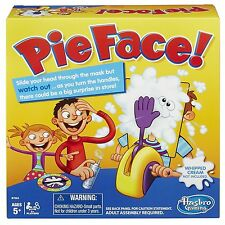 NEW HASBRO PIE FACE ROCKET GAMES B7063 PIEFACE