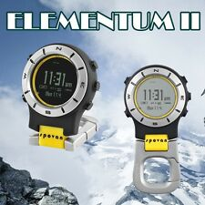 Spovan Waterproof Portable Barometer Sports Altimeter Compass Thermometer Watch