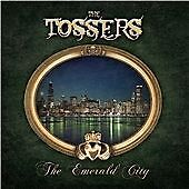 THE TOSSERS, THE EMERALD CITY, SEALED US 14 TRACK CD ALBUM FROM 2013