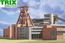 """Minitrix N 66310 Zeche Zollverein Förderanlage in Essen """"Neuheit"""" - NEU + OVP"""
