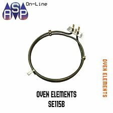 SMEG, OMEGA, BLANCO, FAN FORCED OVEN ELEMENT WITH BOLTS 2200watts-SE115B