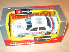 Burago - Ford Sierra Rally - 4183 - 1.43 Scale - Mint/Boxed - Fast Postage