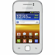Samsung Galaxy Young Y S5360 WLAN 3 Zoll WHITE WEISS ohne Vertrag NEU Händler