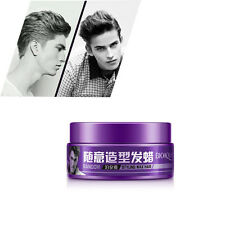 Men Random Styling Pomade Hair Mud Wax Long-lasting Moisturizing Fluffy Cxa