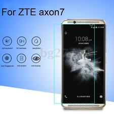 9H 0.4mm Tempered Toughened Glass Screen Film Guard Protector For ZTE axon7