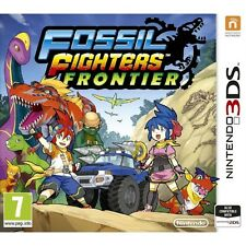 Fossil Fighters: Frontier (3DS)  BRAND NEW AND SEALED - QUICK DISPATCH