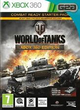 World of Tanks Combat Ready Starter Pack Xbox 360 Game New Sealed Official UK