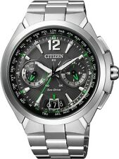 Citizen Mens Promaster Satellite Wave Air Steel watch. Elegant. CC1090-52F