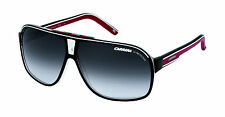 Carrera GRAND PRIX 2  Black White Red w/ Dark Grey + Free Express Post