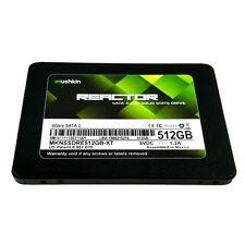 Mushkin Reactor 512GB SSD SATA MLC Internal Solid State Drive MKNSSDRE512GB-XT