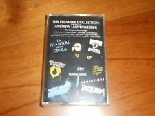 The Premiere Collection - The Best of Andrew Lloyd Webber - Cassette Album