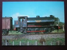 POSTCARD HUNSLET AUSTERITY LOCO NO 25 KENT & EAST SUSSEX RLY