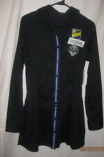 Women's Dereon Shirt Long Button Up Size Large NWT