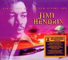 JIMI HENDRIX-FIRST RAYS OF THE NEW RISING SUN  CD