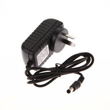 AC 100-240V Converter Adapter DC 5.5 x 2.5MM 7.5V 1A Charger AU Plug Cable Black