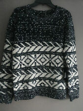 CLICHE WINTER SWEATER  SIZE L,BNWT!