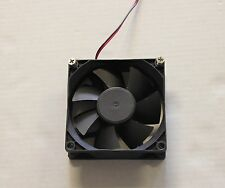 Akasa 80mm Quiet Low Noise System Computer PC Coolant Cooling Case 3-Pin Fan
