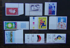 France 1996 Electricity Scientist Olympics 2003 2005 Europa 2004 Paintings MNH