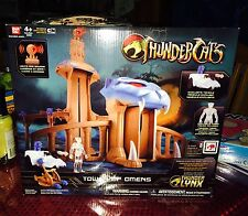 THUNDERCATS TOWER OF OMENS PLAYSET with exclusive tygra figure and vehicle