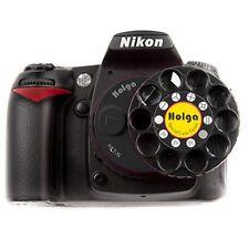 Holga Objektiv mit Zubehörpaket Filterrevolver für Nikon   HLT-N   491261