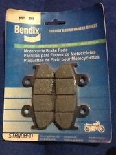 Bendix MA93 Organic Road Honda Motorcycle Road Brake Pad