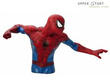 The Amazing Spider-Man – Spider-Man Bust Bank. Fast 'N Free Delivery