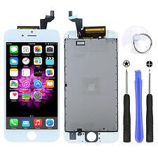 Für iPhone 6S 4,7 Weiß Retina LCD Display Touchscreen Front Glas Scheibe Rahmen