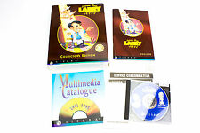 Leisure Suit Larry's Collectors Edition for MS-DOS by Sierra Online, Big Box