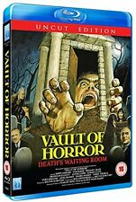 VAULT OF HORROR     UK BLU RAY   NEW/SEALED AMICUS  FINAL CUT