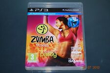 Zumba Fitness PS3 Playstation 3 Move **FREE UK POSTAGE**