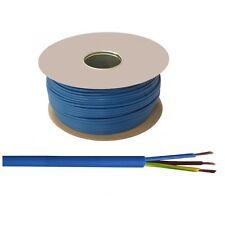 Arctic Cable 100 Meter 2.5mm Artic Metre Blue 230 v 240 Volt 3 Core M Extension